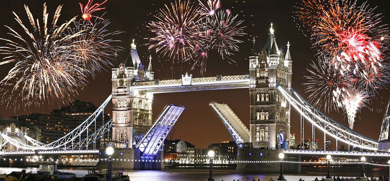 Globalis LIVE! Happy New Year in London